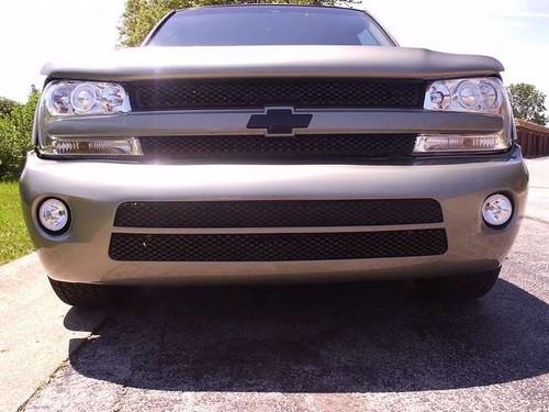 2002-2009 Chevrolet TrailBlazer Street Scene Body Kit Halo Fog Lamps Lights