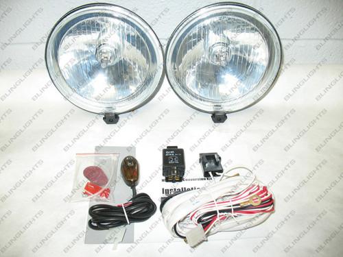 2000-2006 GMC Yukon Erebuni Body Kit Bumper Foglamps Drivinglights
