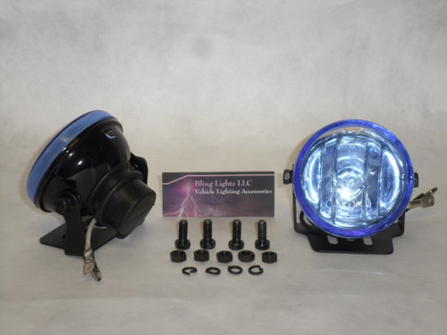 1997 1998 1999 2000 2001 Mitsubishi Pajero Xenon Fog Lamps Driving Lights Foglamps Foglights Kit