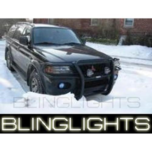 2001 2002 2003 2004 Mitsubishi Challenger Xenon Fog Lights Kit