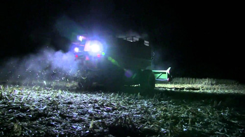 Claas Lexion Tractor LED Auxiliary Flood Lamps Lights Kit