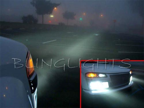 GMC Canyon 55 Watt Xenon HID Conversion Kit for Headlamps Headlights Head Lamps HIDs Lights