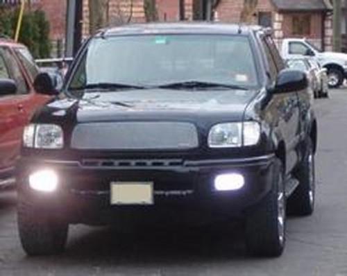 2000 2001 2002 Toyota Tundra White Fog Lamp Light Bulbs Bright Replacement Upgrade