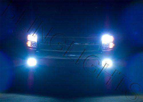 Chevy Silverado 55w Xenon HID Head Light Conversion Kit