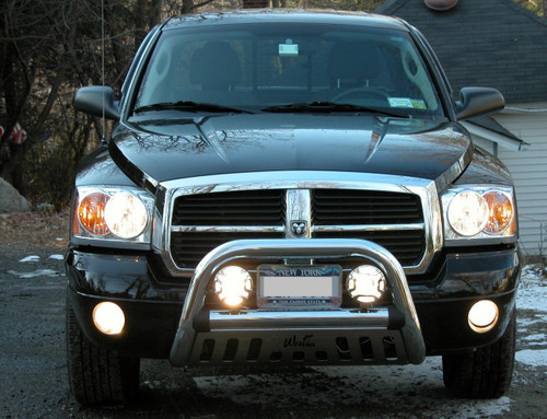 Mitsubishi Raider Westin Bull Light Bar Auxiliary Driving Lamp Kit
