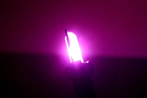 H3 12,000K Violet Purple Xenon 55w HID Conversion Kit