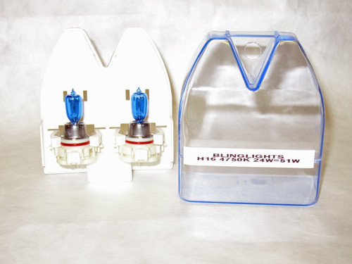 2504 Bright White Replacement Light Bulbs for Fog Driving Lamps