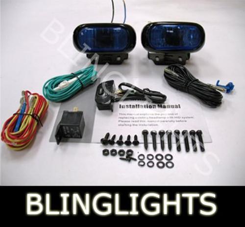 2007 2008 2009 Toyota LC70 Xenon Fog Lamps Driving Lights Foglamps Foglights Kit
