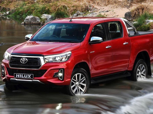 Xenon Halogen Fog Lamps Lights for 2020 2021 2022 Toyota HiLux