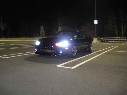 Mazda Miata MX-5 Xenon HID Head Lamp Light Kit Conversion