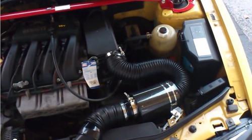 BMW E30 E32 E34 E36 E46 318i 325i M3 Cold Air Intake Motor Engine