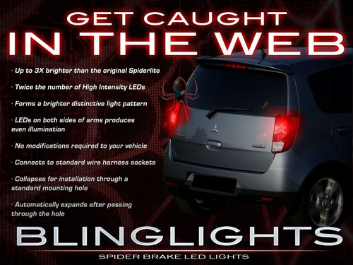 Mitsubishi Colt Custom LED Light Bulbs for Taillamps Taillights Tail Lamps Lights Upgrade