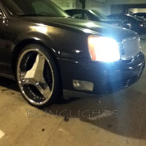 2000 2001 2002 2003 2004 2005 Cadillac DeVille Xenon HID Conversion Kit for Headlamps Headlights