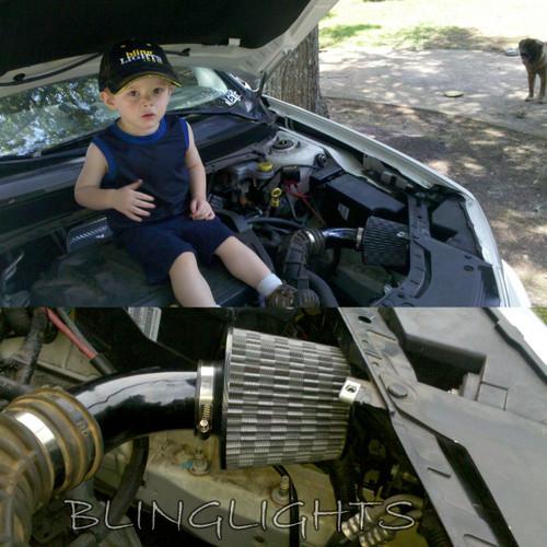 2007 2008 2009 2010 Chrysler Sebring 2.4 L GEMA I4 Performance Engine Motor Air Intake