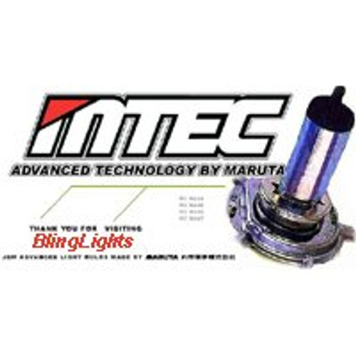 1995-2002 Mazda Millenia Bright White Light Bulbs for Headlamps Headlights Head Lamps Lights