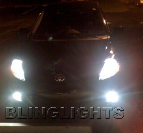2006 2007 2008 2009 2010 2011 Toyota Vitz Xenon Fog Lamps Driving Lights Foglamps Foglights Kit