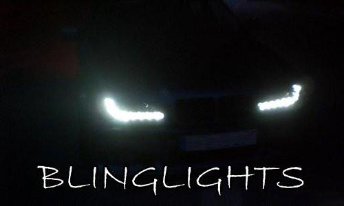 1992 1993 1994 1995 1996 1997 1998 BMW 3 Series E36 LED DRLs Headlamps Headlights Head Lights Strips