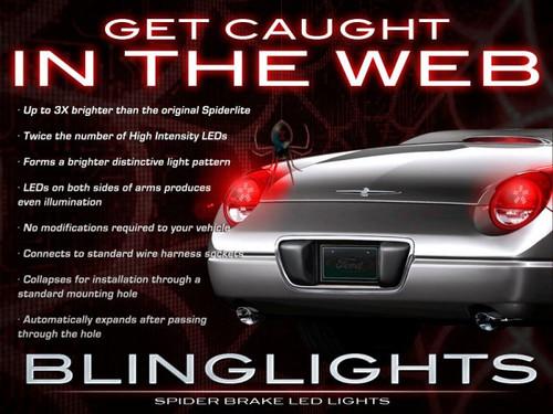 2002 2003 2004 2005 Ford Thunderbird Custom LED Taillamps Taillights Light Bulbs