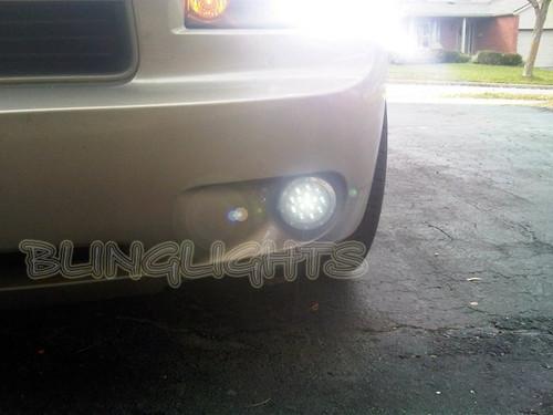 2006-2010 Dodge Charger LED Fog Lamps Driving Lights Kit