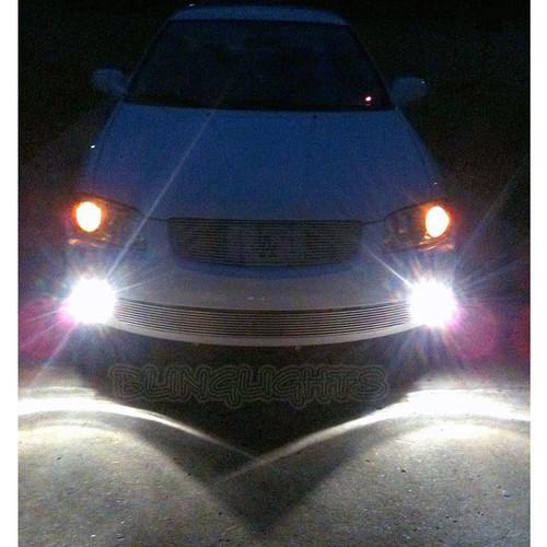 2004 2005 2006 Nissan Sentra Xenon Fog Lamps Driving Lights Kit foglamps foglights drivinglamps