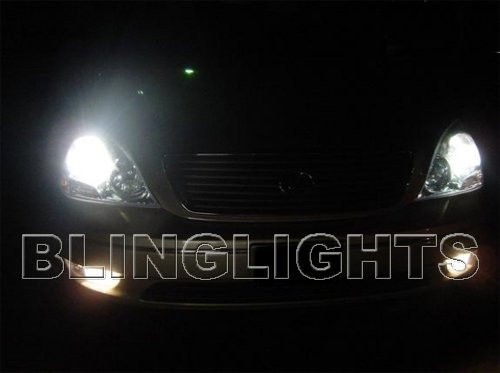 2001 2002 2003 2004 2005 2006 Lexus LS430 Xenon HID Bulbs Headlamps Headlights Head Lamps Lights