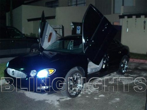 2005 2006 2007 2008 2009 Buick LaCrosse Xenon HID Headlamp Headlights Head Lamp Light Conversion Kit