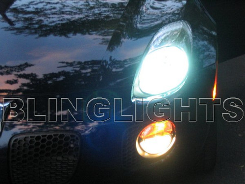 2006 2007 2008 2009 Pontiac Solstice Xenon HID Conversion Kit Headlamps Headlights Head Lamps Lights