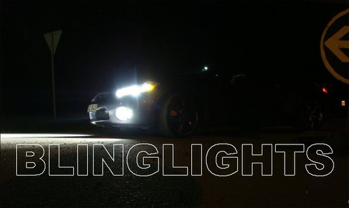 1992 1993 1994 Plymouth Laser 4750K White Blue Halogen Headlights Bulbs Headlamps Head Lights Lamps