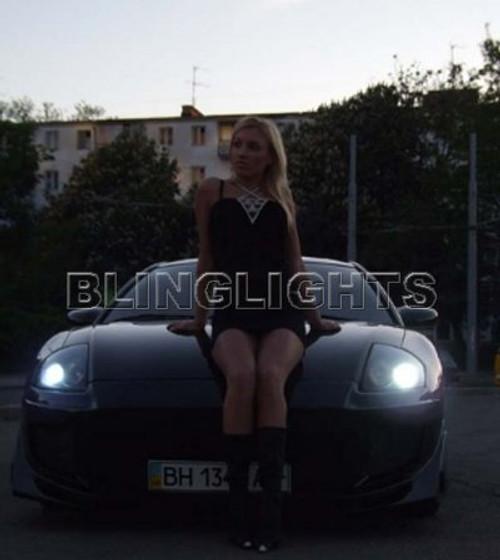 2003 2004 2005 Mitsubishi Eclipse Bright Light Bulbs for Headlamps Headlights Head Lamps Lights