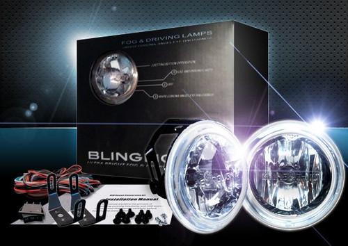 2008-2019 Smart Fortwo Non-Halo Fog Lamp Kit w164 w204 w216 w451 w453