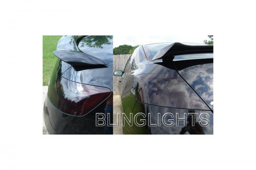 2006 2007 2008 Honda Civic Coupe Tinted Tail Light Covers Lamp Overlays