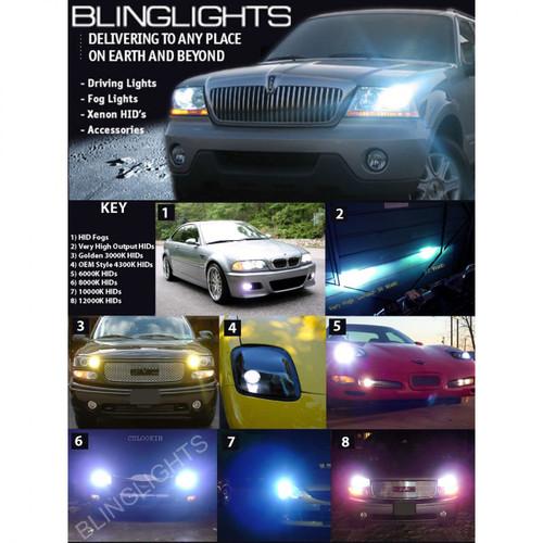 Acura Integra Xenon HID Conversion Kit for Headlamps Headlights Head Lamps HIDs Lights