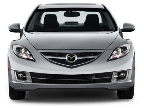 2011 2012 Mazda6 Halo Fog Lamps Driving Lights Kit