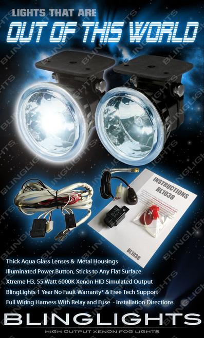 2009 2010 2011 2012 Lincoln MKS Fog Lamp Driving Light Kit