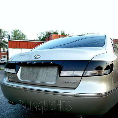 06-11 Hyundai Grandeur TG Tinted Smoked Tail Lamp Light