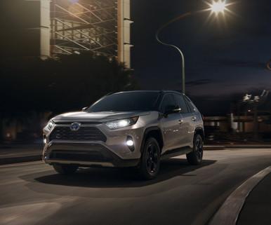 Bumper Bezel LED Driving Light Fog Lamps Wiring Set j For Toyota RAV4 2019-20