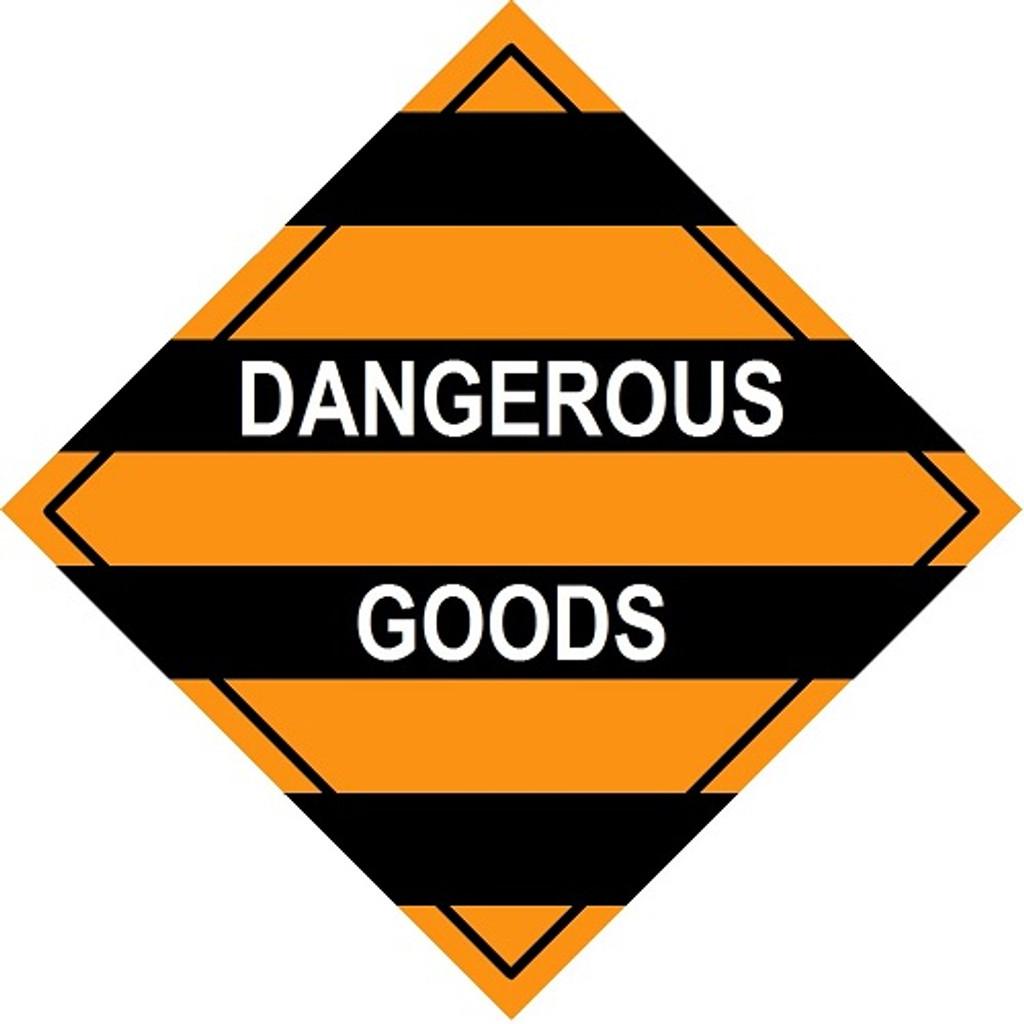 Dangerous Goods (Model No 10)