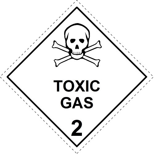 Toxic Gas 2 (Model No 2.3)