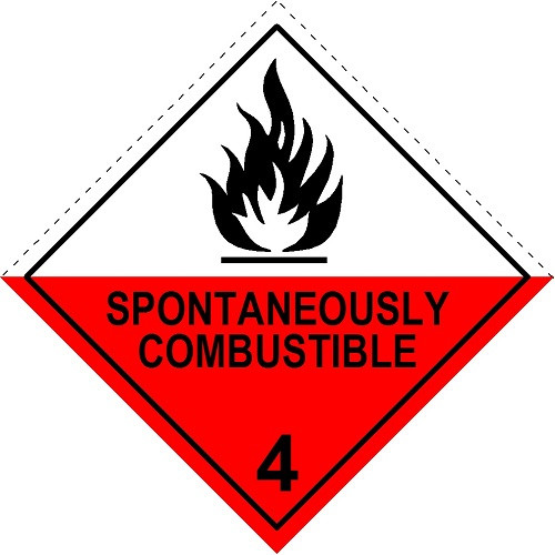 Spontaneously Combustible 4 (Model No 4.2)