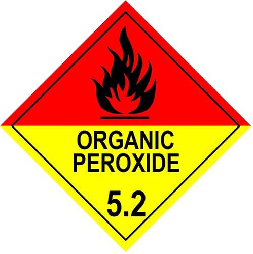 Organic Peroxide 5.2 (Model No 5.2B)