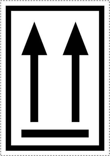 Orientation Arrows Labels