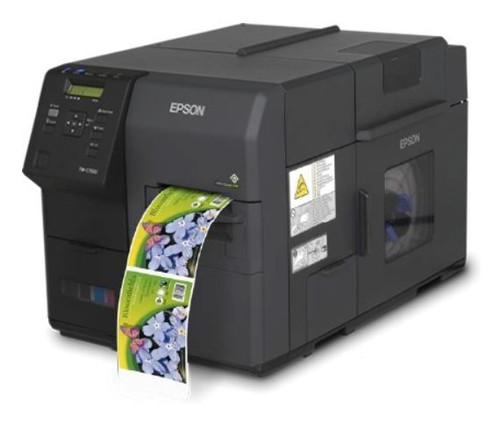 EPSON PRINTER TMC7500G
