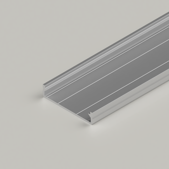 Shallow Wide Profile Channel 9.3x43mm