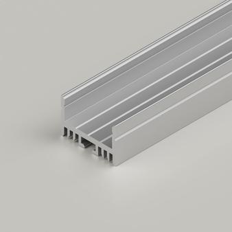 Chunky Aluminium Channel 25x16.8mm