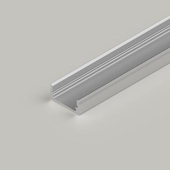 Standard Aluminium Channel 17x8mm