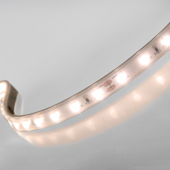 Syndeo Plug and Play 24V 60 LEDs 4.8w p/m LED Tape, Very Warm White 2700K, IP65 (5m Reel)