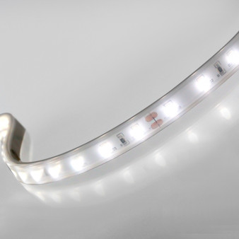 Syndeo Plug and Play 12V 60 LEDs 4.8w p/m LED Tape, Neutral White 4000K, IP65 (5m Reel)
