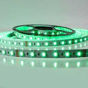 Pro Series RGB Colour Changing LED tape, RGB+NW 24V 60LED 19.2W p/m (5m reel)