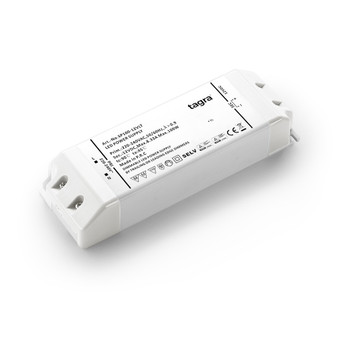 Tagra® Professional 12V TRIAC Dimmable Constant Voltage LED Driver 100W