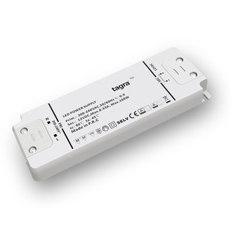 Tagra® Professional 12V Constant Voltage LED Driver 100W